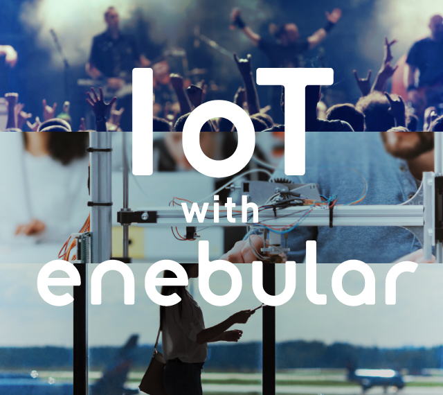 IoT with enebular